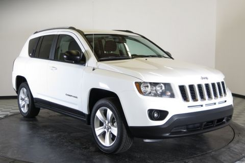 Pre-Owned 2016 Jeep Compass Sport SE Pkg Front Wheel Drive SUV