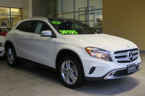Certified Pre-Owned 2016 Mercedes-Benz GLA GLA 250 Front Wheel Drive Sport Utility