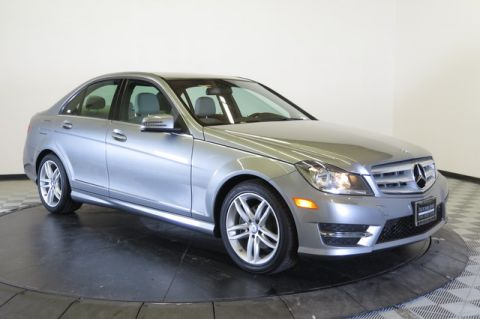 Certified Pre-Owned 2013 Mercedes-Benz 4dr Sdn C 250 Sport RWD Rear Wheel Drive 4dr Car