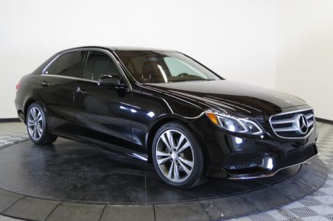Certified Pre-Owned 2015 Mercedes-Benz 4dr Sdn E 350 Sport RWD Rear Wheel Drive 4dr Car