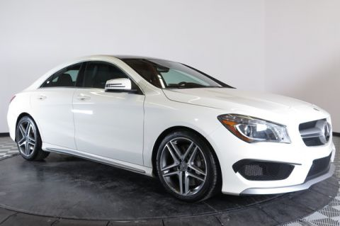 Certified Pre-Owned 2014 Mercedes-Benz CLA CLA 45 AMG® 4MATIC®