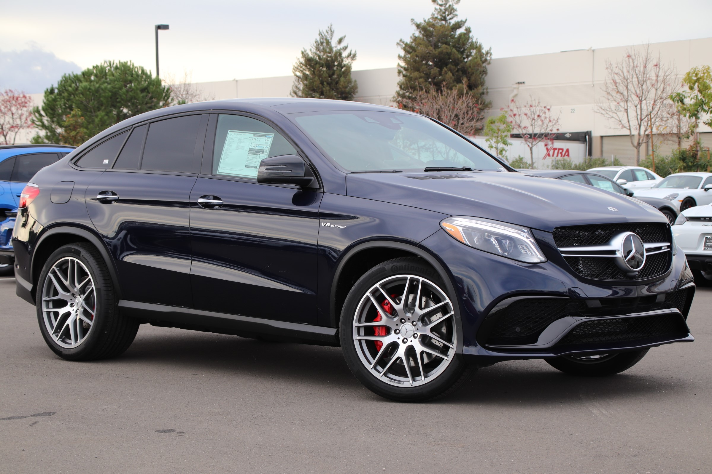 new 2019 mercedes benz gle amg gle 63 s 4matic coupe. Black Bedroom Furniture Sets. Home Design Ideas