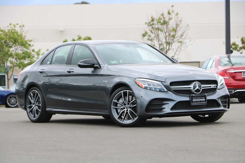 New 2020 Mercedes-Benz C-Class AMG® C 43 4MATIC Sedan