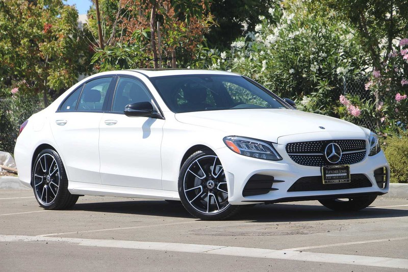 New 2020 Mercedes-Benz C-Class C 300 Sedan