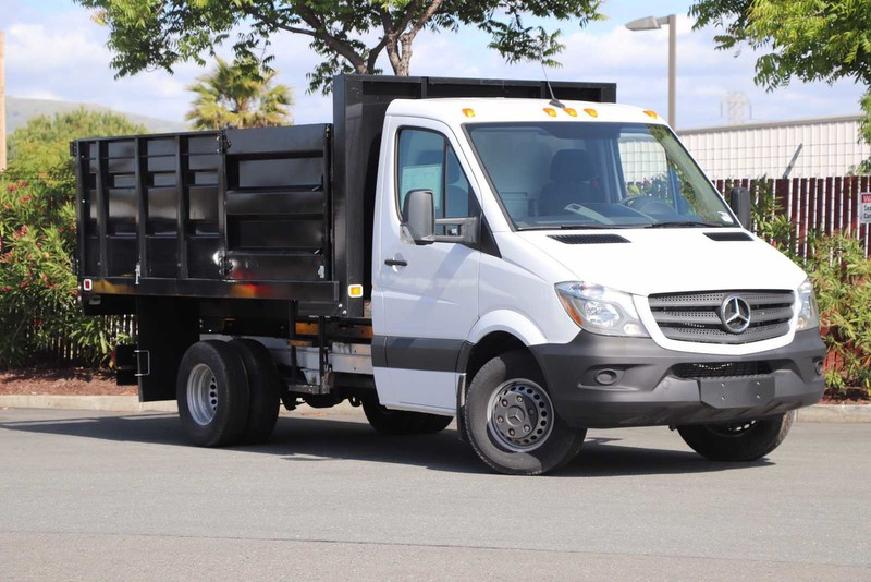 New 2018 Mercedes-Benz Sprinter Cab Chassis 3500XD Standard Roof V6 144