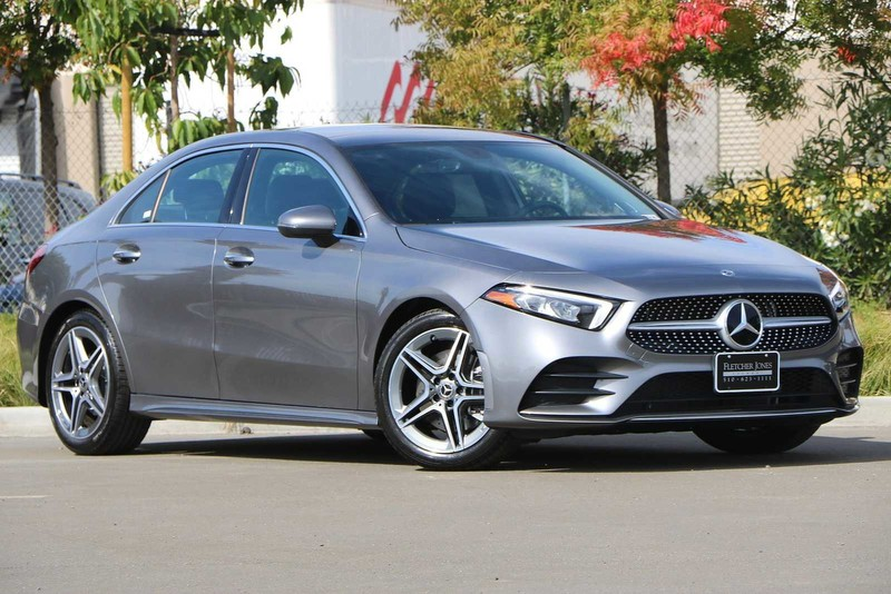 New 2019 Mercedes-Benz A-Class A 220 Sedan
