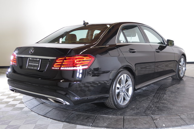 Certified Pre-Owned 2014 Mercedes-Benz E-Class 4dr Sdn E350 Sport RWD