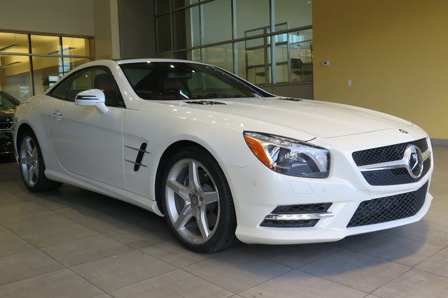 Certified pre owned 2015 mercedes benz sl class 2dr for Mercedes benz extended warranty price