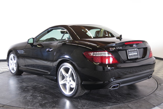 Certified Pre-Owned 2014 Mercedes-Benz SLK SLK350