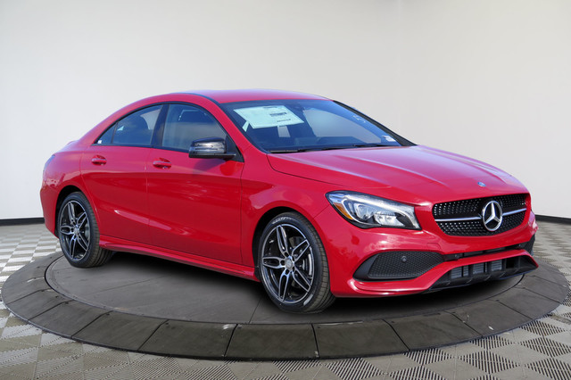 New 2018 mercedes benz cla cla 250 coupe coupe in fremont for Mercedes benz cla 250 msrp