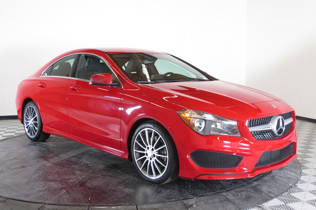 Certified Pre-Owned 2016 Mercedes-Benz CLA 4dr Sdn CLA250 FWD