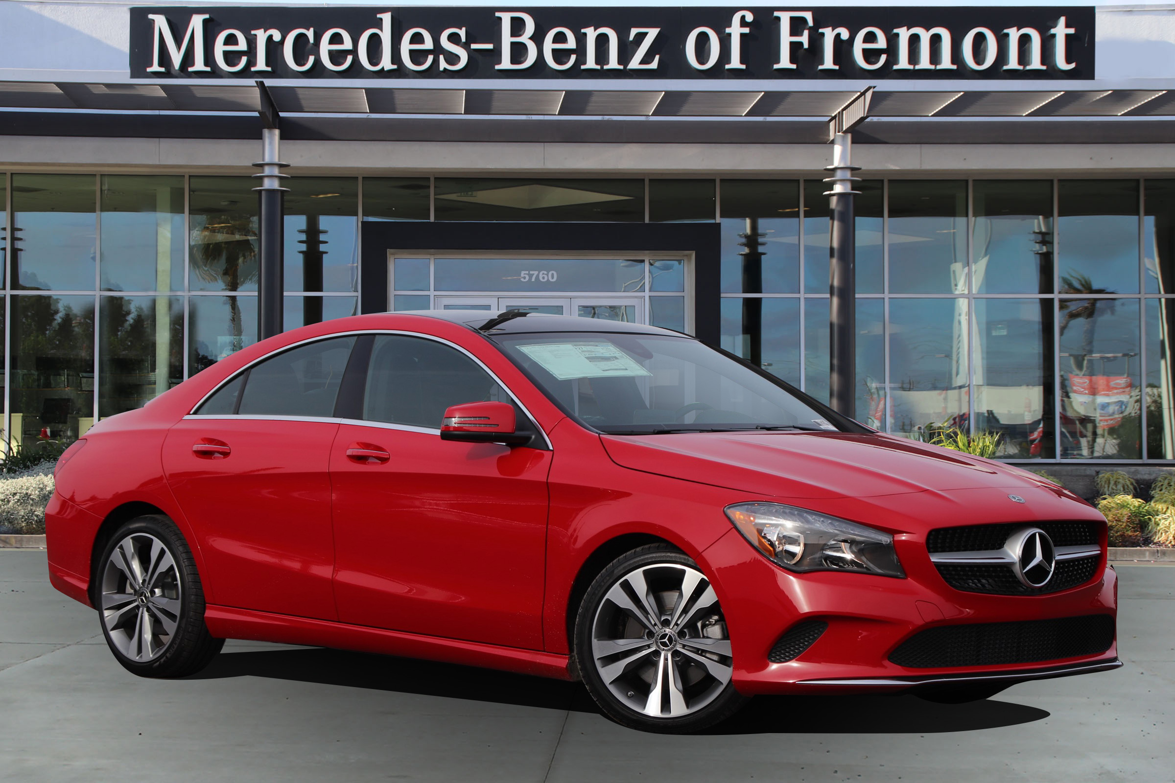 New 2019 Mercedes Benz Cla 250 4matic Coupe In Fremont