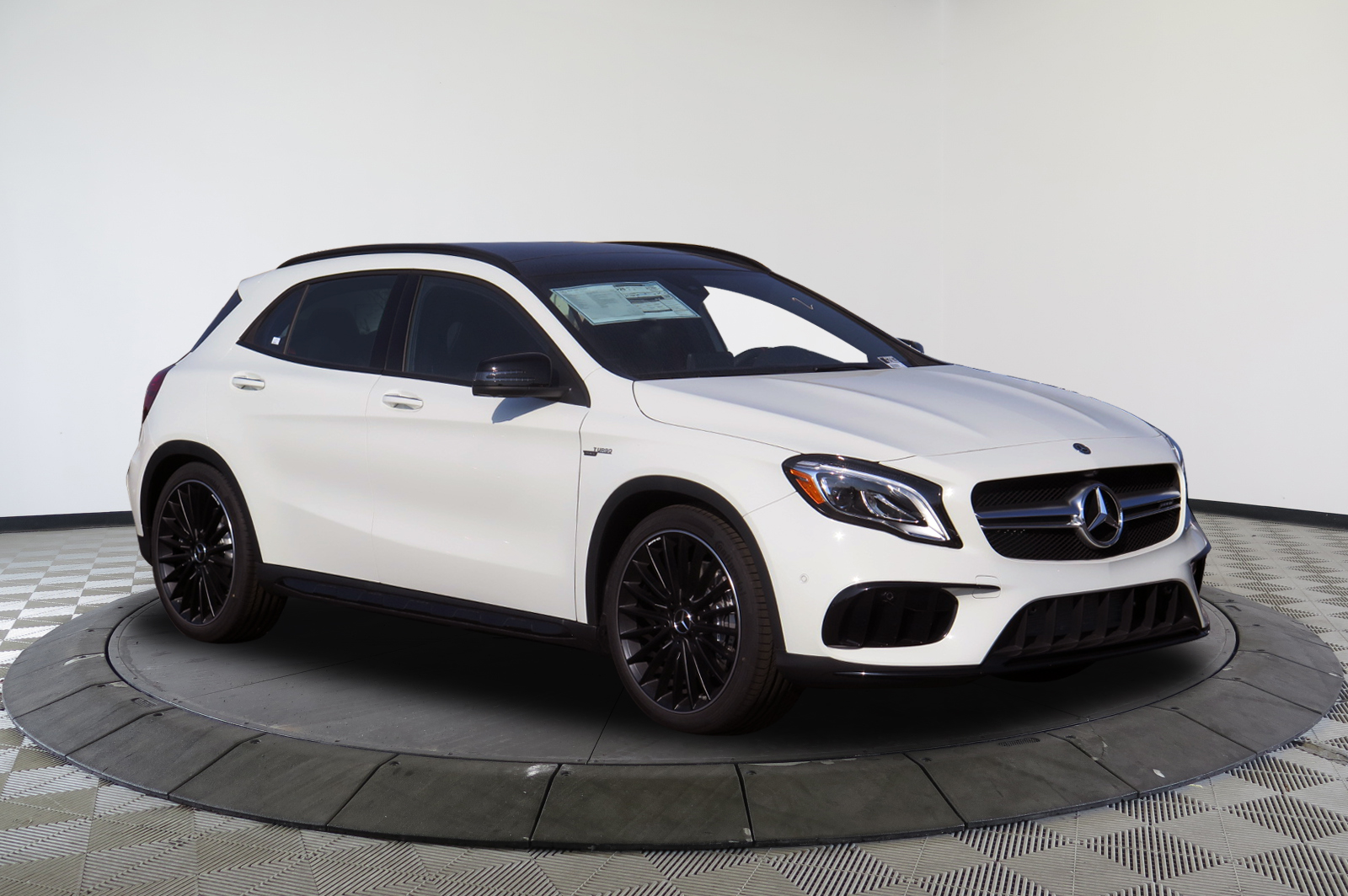 New 2018 Mercedes Benz Gla Amg 45 4matic Suv