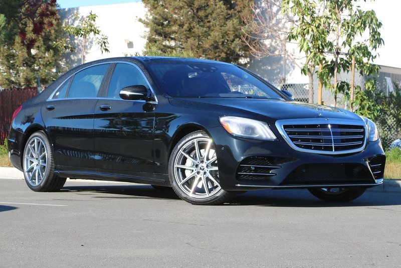 New 2020 Mercedes-Benz S-Class S 450 Sedan