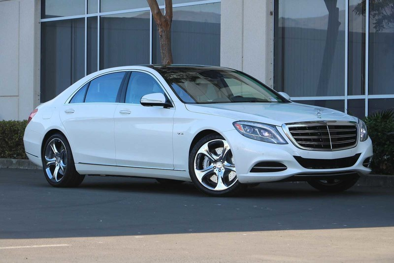 Certified Pre-Owned 2017 Mercedes-Benz S-Class S 600