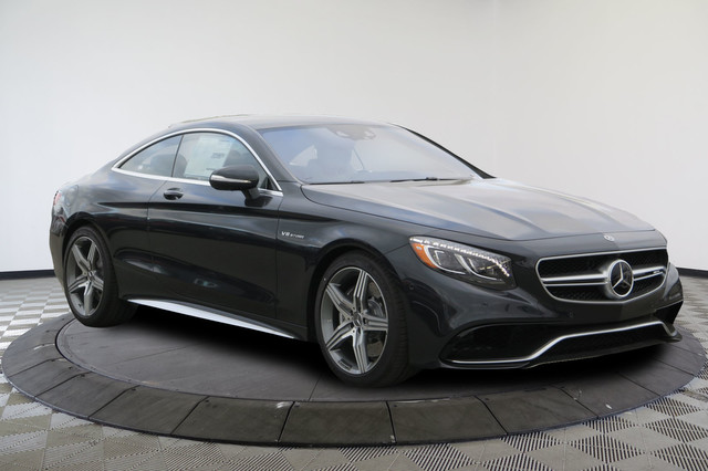 New 2017 mercedes benz s class amg s 63 4matic coupe for 2017 mercedes benz s550 lease