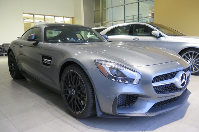 New 2017 mercedes benz amg gt amg gt coupe in fremont for 2017 mercedes benz amg gt msrp