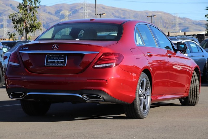 New 2019 Mercedes-Benz E 300 RWD Sedan Rear Wheel Drive 4dr Car