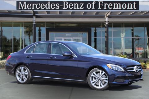 New 2018 Mercedes-Benz C-Class C 300 Sedan