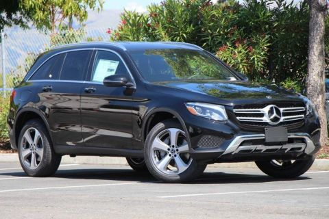 New 2019 Mercedes-Benz GLC GLC 300 SUV