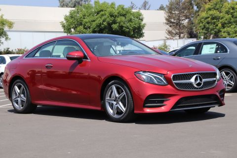 12 new mercedes-benz e-class coupes for sale in fremont