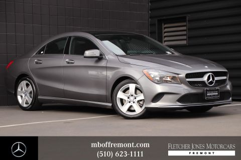 Pre-Owned 2017 Mercedes-Benz CLA CLA 250 Coupe
