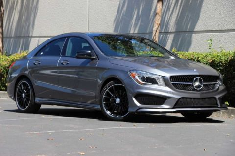 Pre-Owned 2014 Mercedes-Benz CLA 4dr Sdn CLA 250 4MATIC®