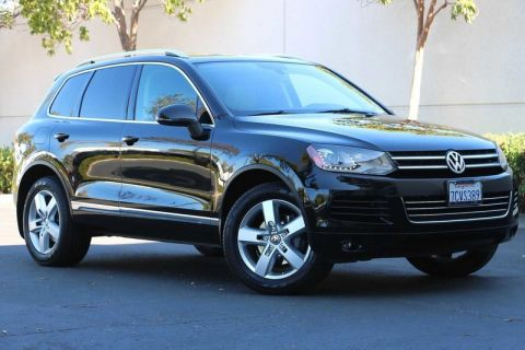 Pre-Owned 2013 Volkswagen Touareg 4dr VR6 Exec